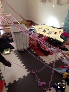 クモの糸1
